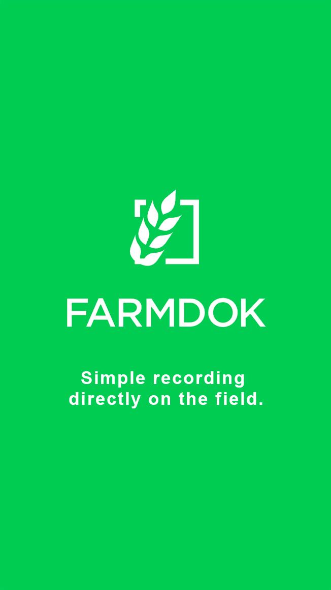 Home   FARMDOK - simple recording
